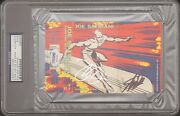 Joe Satriani And Stan Lee Signed Surfing With The Alien Cassette Cover Psa/dna