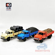 Xcartoys 164 Jiefang 141 With Coal Heap/steel Ring/wood Diecast Model Car