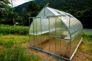 Greenhouse Kit Climapod Virtue 9andtimes14 With 6-mm Polycarbonate