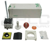 New Schneider Electric Vccf3 Main Emergency Switch-disconnect + Handle