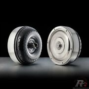 Revmax Stage 3 Torque Converter For 1993-1995 Dodge 5.9l Cummins With 47rh Trans