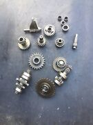 Kubota Bx22 Tractor Transmission Hst Various Parts Shafts Gears... W24