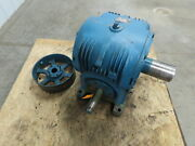 Cone Drive Hu-7600c-bl Ex-cell-o Gearbox Speed Reducer 151 Ratio 3-1/4 Output