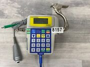 Moog/curlin 4000 Cms Ambulatory Pump Bolus Cable And Charger 8157