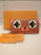 Louis Vuitton Verni Zippy Wallet Dog M90492 M43793129891 Pre-owned From Japan