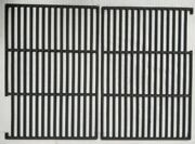 Brinkman And Grill Chef Gas Grill Matte Cast Iron Cooking Grid 16-15/16 X 23-1/2