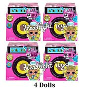 4 Lol Surprise Remix Hair Flip Big Sister Dolls Music Record Sealed In Hand New