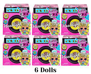 6 Lol Surprise Remix Hair Flip Box Big Sister Dolls Music Record Sealed In Hand
