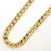 Seiko 18k Yellow Gold Necklace About29.9g About40cm Kihei Free Shipping Used