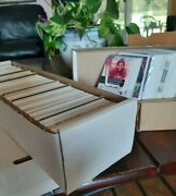 Lot 300 Prime Football Cards Over 45 Years Collecting Players Rookies Hof Qbacks