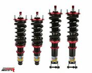 Meisterr Clubrace Gt1 Coilovers For Honda Crx Ef/ee 88-91