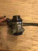 Mercury Optimax Throttle Body Assembly With Linkage Cables 893301t01