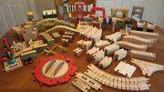 Lot Of 140+ Island Of Sodor Thomas The Train Table/track Pick Up Only