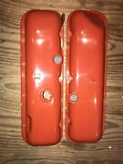 1966 Corvette 427 390 And 425 Hp Valve Covers Original Rh Has A/c Clearance