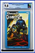 Punisher The Ghosts Of Innocents 1 Cgc Graded 9.8 Marvel 1993 Comic Book