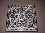 48 Marble Dining Outdoor Table Top Mosaic Inlay Arts Outdoor Patio Decor H3489a