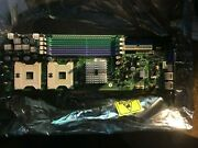 Dual Xeon E7501 Sbc Ib910 + Ib910r W/ati M7 Vga/lvds/dual Gbe533mhz Cables Cd