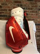 Nike Vrs Rzn Staff Bag Red/white 2014 Rory Mcilory