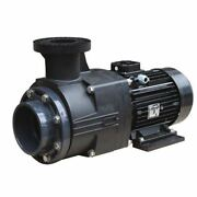 Waterco Hydrostar Plus Pump 5hp 1 Phase Without Strainer 208-230/460v