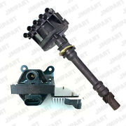 Ignition Distributor + Coil Vortec For Chevy Gmc Cadillac V8 5.0 5.7l 163+1056