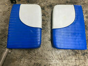 1994 Genesis 2001 Br Left And Right Side Cushion From Engine Cover