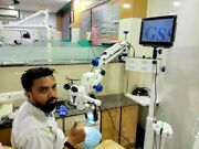 Dental Operating Microscope Osseous Resection Root Cannal Other Dental Surgery