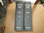 2 Hardcover Books C1965 1st Title Guide To Talkies By Richard Bertrand Dimmitt