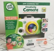 New Leap Frog Creativity Camera Protective Case W/app For Iphone 44s55sse5c