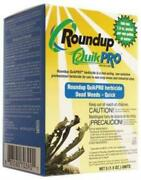 Roundup Quickpro Weed And Grass Killer Herbicide 5x1.5oz