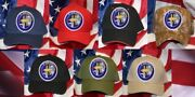 91st Bomb Group Us Army Air Corps Hat Patch Cap Wwii Pin Up Wow