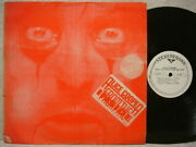 Alice Cooper From The Inside Red Cover And Diff Label Lp