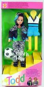 Barbie - Todd Partyand039n Play - Mattel 1992 Ref.7903