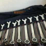 Wright Tool 14 Piece Wrench Set 3/8 To 1 1/4 Made In Usa New/old Stock