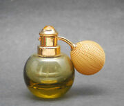 Vintage Devilbiss Jeweled Atomizer Perfume Bottle S-1500-2 With Label