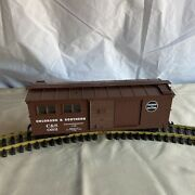 Usa Trains R-1857 - Engineering Car - Colorado And Southern G Scale
