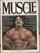Rare-muscle Builder And Power-jan 1977-mike Mentzer-danny Padilla-314-magazine