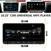 10.25 Inch Car Support Carplay Dsp Bluetooth Gps Android 9.0 Integrated Machine
