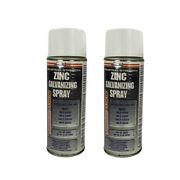 Mro Solutions 30302 Industrial Strength Zinc Galvanizing Spray 2 Cans