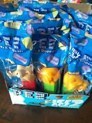 Pez Candy Collectors Ice Age 2 Meltdown 2006 12 Twelve Count Counter Display