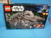 Lego Star Wars Millennium Falcon 7965 Factory Sealed New In Box Factory Sealed