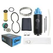 Quantum Efi Fuel Pump + Filter Kit 2007-12 Harley-davidson Xl1200n 75305-07a