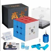 Moyu Weilong Gts3 Speed Cube Magnetic 3x3x3 Magic Cube Puzzle Stickerless Yj8261