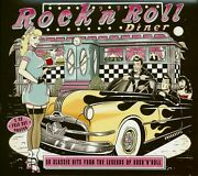 Various - Rock´n´ Roll Diner 2-cd - Rock And Roll