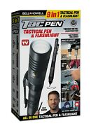 Bell + Howell Tac Pen Tactical Pen Flashlight And Multi-tool - As Seen On Tv
