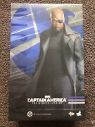 1/6 Scale Hot Toys Nick Fury The Winter Soldier
