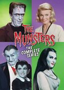 The Munsters The Complete Series Dvd New