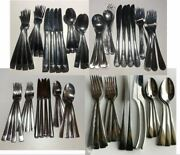 J A Henckels 20 Piece Stainless Flatware Set Service For 4 Choice Of Pattern