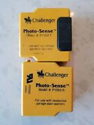Challenger Yellow Magic Lamp Safety Eye Photo Cell Sensors P1552-t And P1552-r