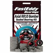 Team Fasteddy - Axial Rr10 Bomber Sealed Bearing Kit