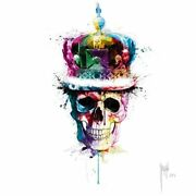 God Save The Queen Sku By Patrice Murciano Rock Slate Print Available In 3 Sizes